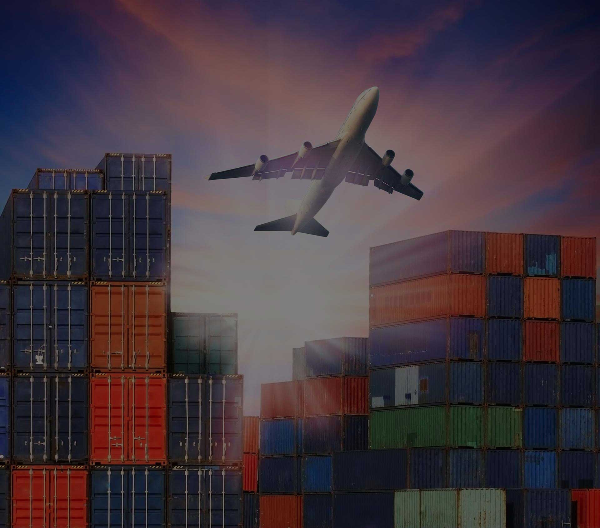 Airfreight Import & Export Forwarding